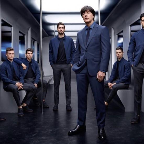 DFB Die Mannschaft for Hugo Boss